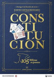 Sorteo Extraordinario «DE LA CONSTITUCIÓN»