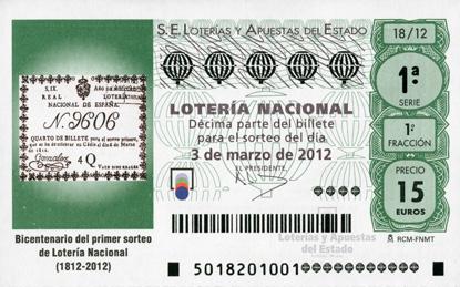 La Lotería Nacional celebra 200 años cumpliendo sueños