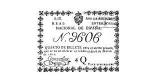 NACIMIENTO DE LA LOTERIA NACIONAL