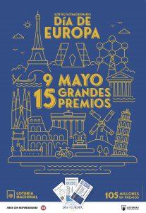 """Sorteo Extraordinario """"Día de Europa"""""""